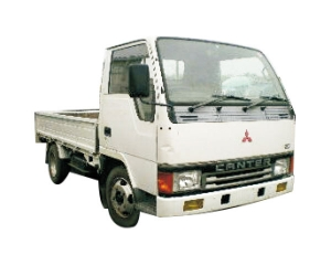 98CANTER-FUSO